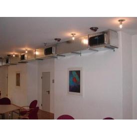 Установка вентиляції в їдальні