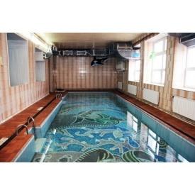 Установка вентиляції в басейні