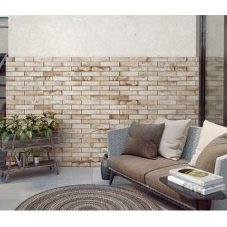 Фасадная клинкерная плитка Cerrad Piatto sand 7,4x30 см