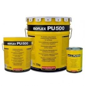 Полиуретановый гидроизоляционный материал ISOMAT Isoflex PU500