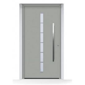 Алюминиевые входные двери Hormann ThermoSafe мотив 189 875х1875 мм