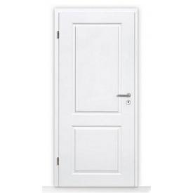 Внутренние дереянные двери Hormann ClassicLine Carolina 1 735x1985 мм лак белый