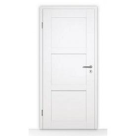 Внутрение деревянные двери Hormann ClassicLine Virginia 3 735x1985 мм лак белый