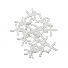 Пластикові хрестики 2,5 мм 200 шт