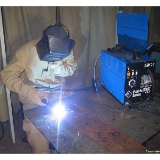 Сварочные работы по стали
