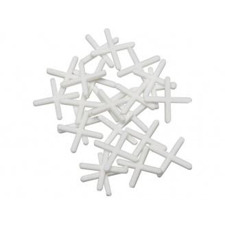 Крестики пластиковые 1,5 мм 200 шт