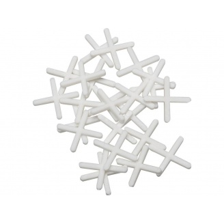 Крестики пластиковые 2,5 мм 200 шт