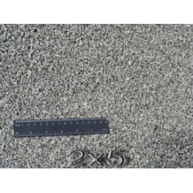 Гранитный отсев 2х5 мм 50 кг