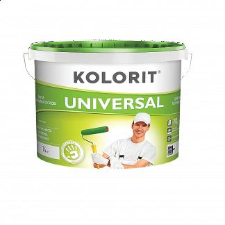 Краска Колорит Универсал 10 л