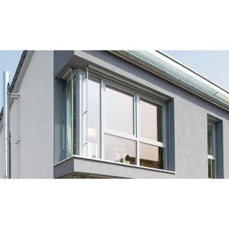 Металлопластиковое окно REHAU GENEO 1300х1400 мм