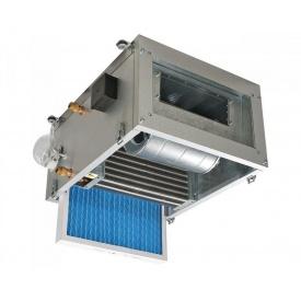 Припливна установка Vents МПА 800 LCD алюмоцинк 750 м3/год 200х400х650 мм