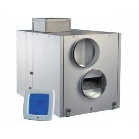 Припливно-витяжна установка Vents ВУТ 800 ВГ-4 алюмоцинк 780 м3/год 613х698х1071 мм