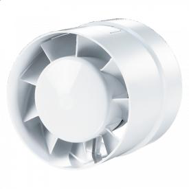 Вентилятор Домовент 125 ВКО АБС пластик 16 Вт 188 м3/год 125 мм