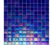 Мозаїка, скляна на папері Eco-mosaic перламутр 20IR17 327х327 мм