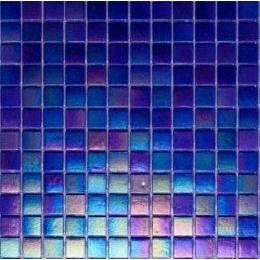 Мозаика стеклянная на бумаге Eco-mosaic перламутр 20IR17 327х327 мм