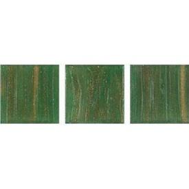 Мозаика стеклянная на бумаге Eco-mosaic Авантюрин Ga402 327x327 мм