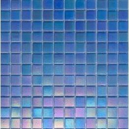Мозаика стеклянная на бумаге Eco-mosaic перламутр IA305 327x327 мм