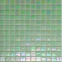 Мозаика стеклянная на бумаге Eco-mosaic перламутр IA411 327x327 мм