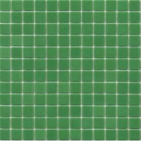 Мозаика гладкая стеклянная на бумаге Eco-mosaic NA 402 327x327 мм