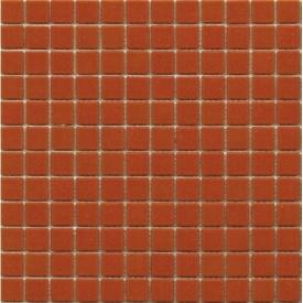 Мозаика гладкая стеклянная на бумаге Eco-mosaic NA 901 327x327 мм