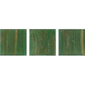 Мозаїка, скляна на папері Eco-mosaic Авантюрин Ga402 327x327 мм