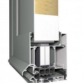 Алюминиевые двери Reynaers CS 104 1300х3000 мм