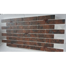 Термопанель з фасадною плиткою керамограніт Golden Tile BrickStyle Westminster 1000x600 мм