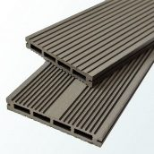 Террасная доска TardeX Lite 140х20х2200 мм графит