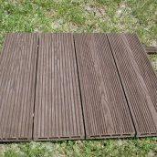Террасная доска TardeX Lite Wood 140х20х2200 мм венге