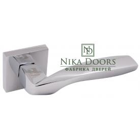 Дверная ручка RODOS A56167 CP хром