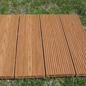 Террасная доска TardeX Lite Wood 140х20х2200 мм натур