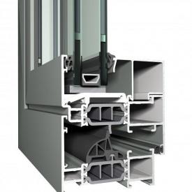 Алюминиевое окно Reynaers CS 77 51 мм
