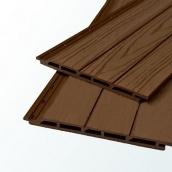 Фасадна дошка з текстурою дерева TardeX 191х16х2200 мм венге