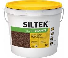 Гранитная штукатурка Siltek Decor Granite 25 кг