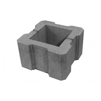 Столбовый элемент М-75 320х320х188 мм
