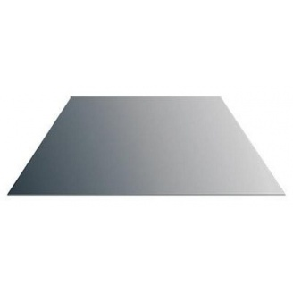 Гладкий лист цинк 0,45 мм