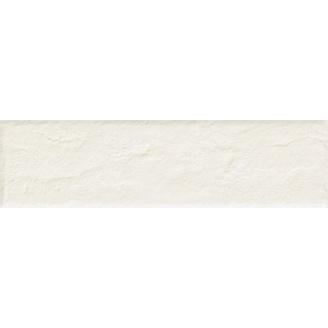 Фасадная плитка клинкерная Paradyz Scandiano Bianco 245x66x11 мм