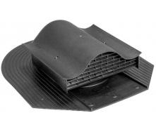 Вентиль кровельный KTV FELT 450 х 378 мм черный