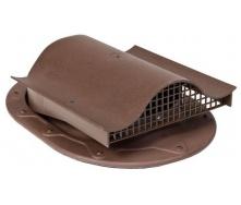 Вентиль кровельный KTV FELT 450 х 378 мм коричневый