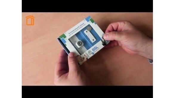 Блокирующий замок BSL (Baby Safety Lock)