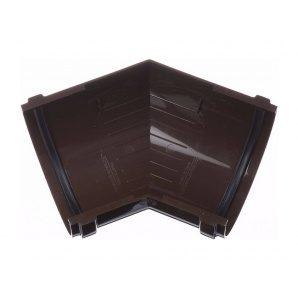 Угол желоба Docke Standard 135 градусов шоколад