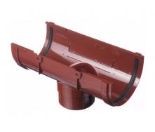 Воронка желоба Docke Standard гранат