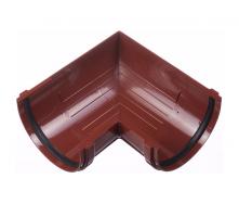Угол желоба Docke Standard 90 градусов гранат