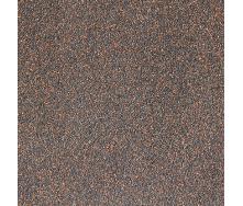 Розжолобковий килим Docke PIE GOLD 10000х1000х3,5 мм коричневий