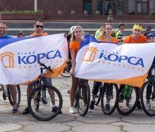 Велопробег Зарядись энергией и выставка энергосберегающего оборудования
