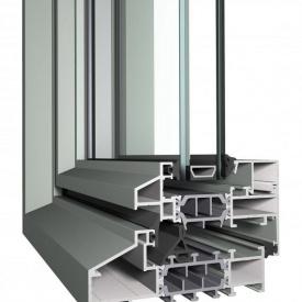 Алюминиевое окно Reynaers SlimLine 38