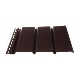 Софіт Docke Т4 3050х305 мм шоколад