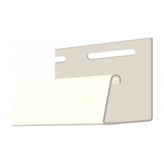 Фасадний J-профіль Docke 3000х30х50 мм палевий