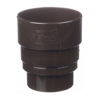 Переходник Docke Lux 100 мм шоколад