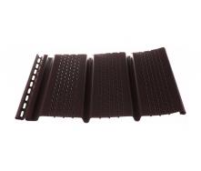 Софит Docke Т4 перфорированный 1850х305 мм шоколад
